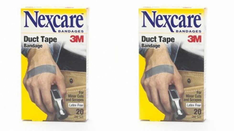 Tape kan brukes til alt
