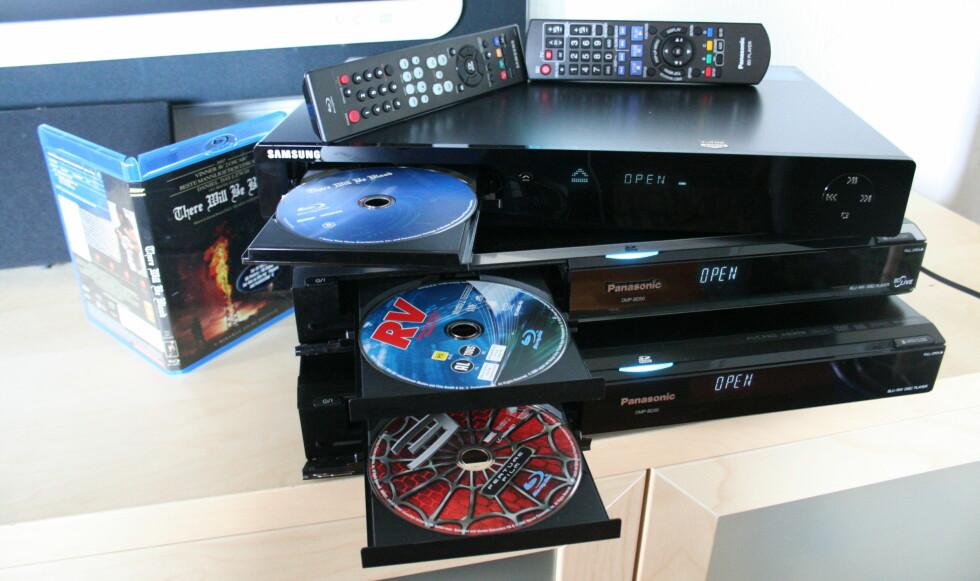 TEST: Blu-ray fra Panasonic