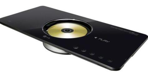 image: LG med svevende DVD-spiller!