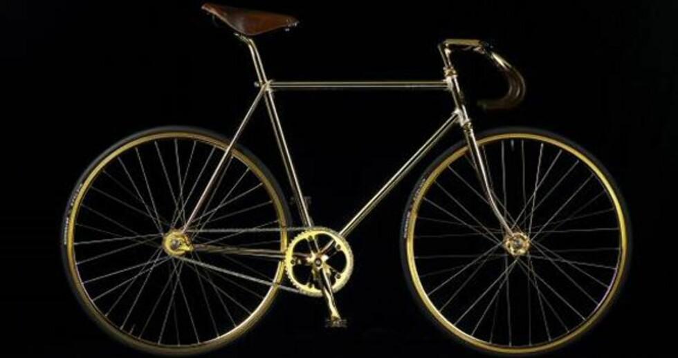 Eksklusiv sykkelglede