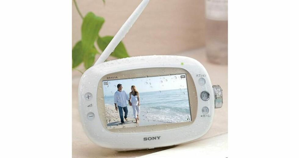 Sprutsikker LCD