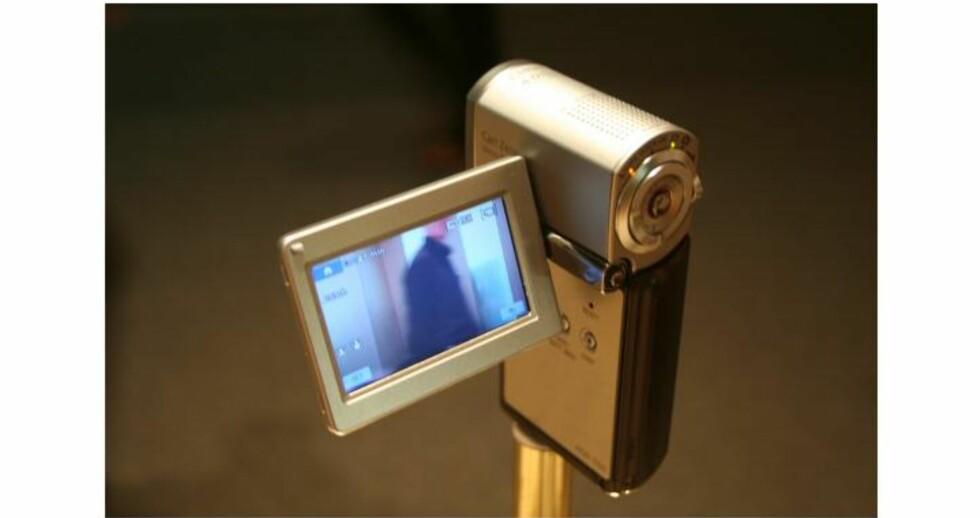Handycam er superlett