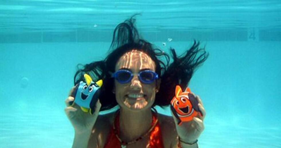 Dykkerbrillene som redder ferieminnene