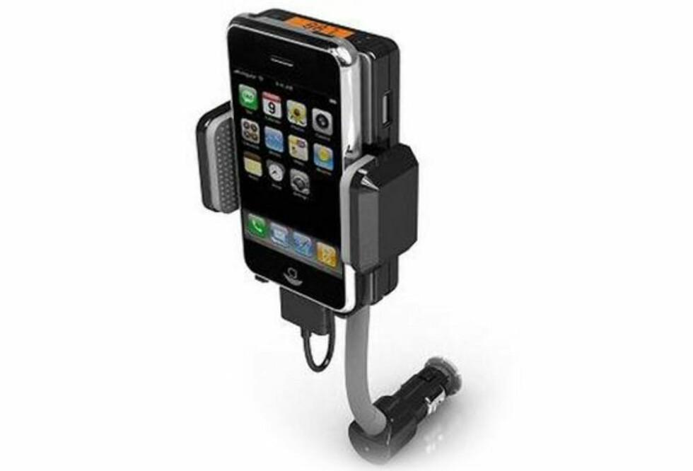 Håndfrisett til iPhone