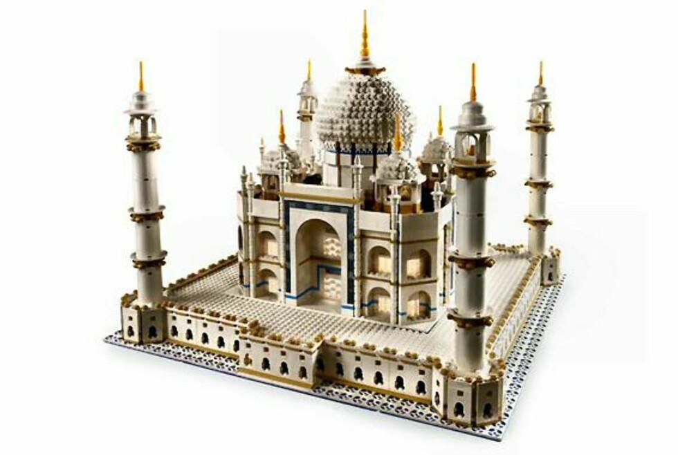 Verdens største Lego-sett!