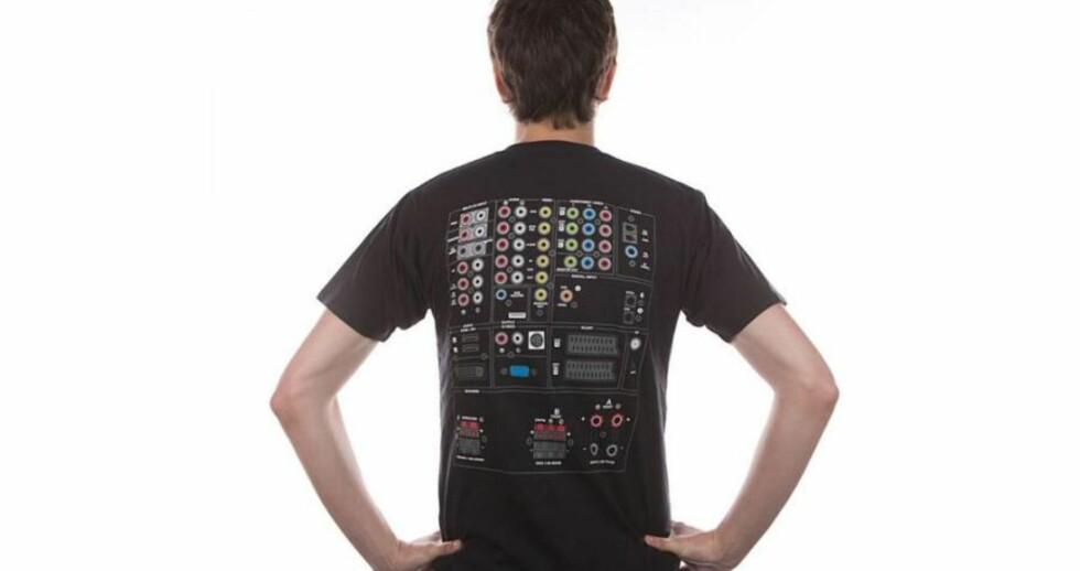 Lykkepille i skjorteformat