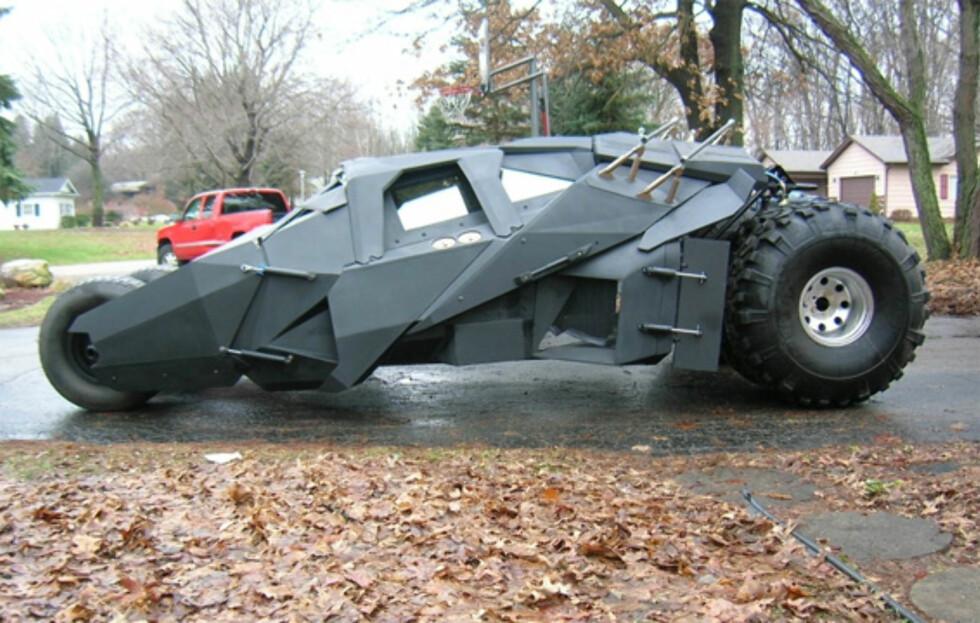 Verdens største Batman-fan?