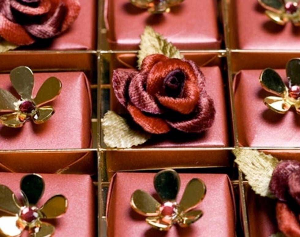 Sjokolade for gullganer