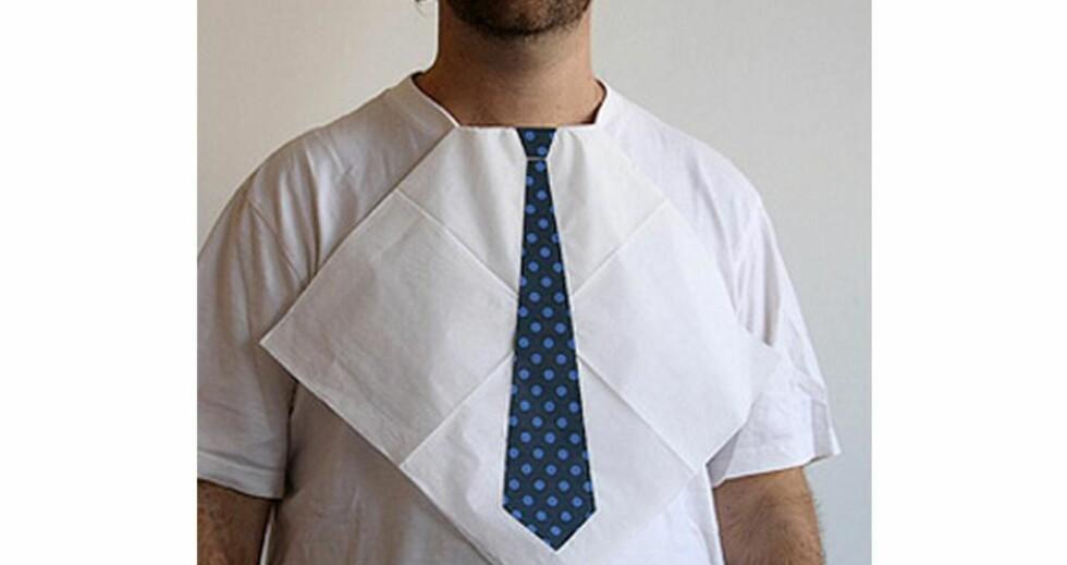 Den perfekte slipsknute