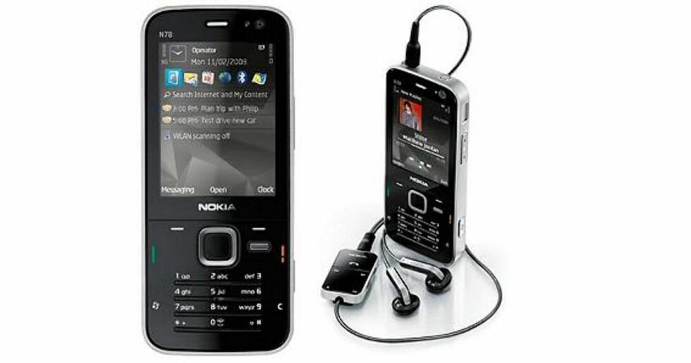 TEST: Radio-mobilen Nokia N78