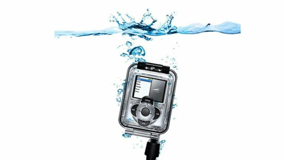 For vannfrelste gadget-freaker