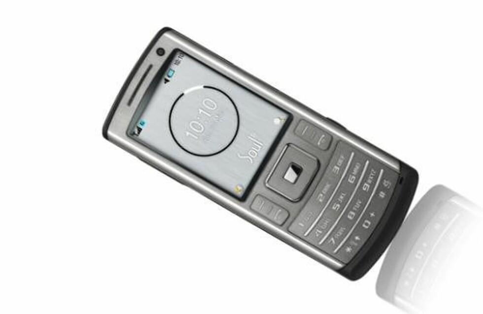 Nye Samsung-mobiler