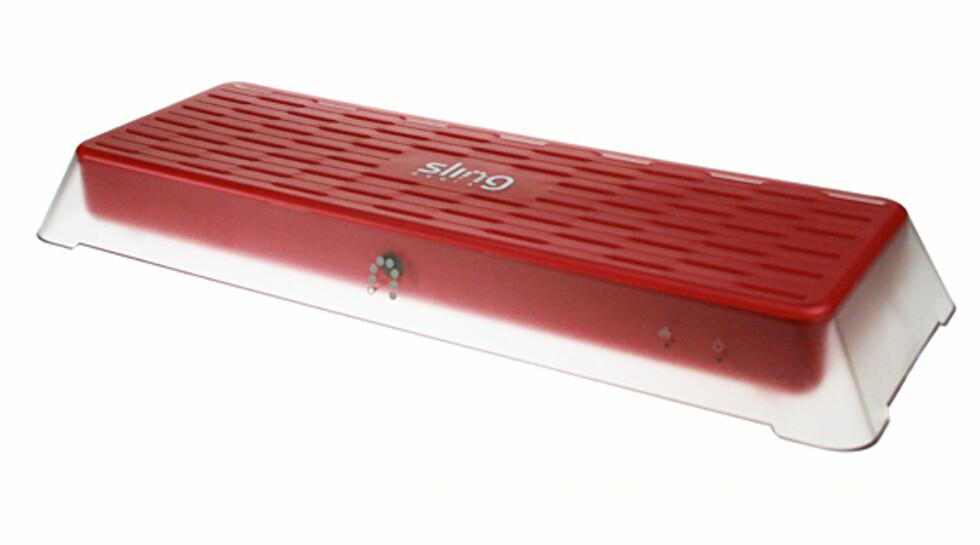 TEST: Slingbox Pro får deg til å se rødt