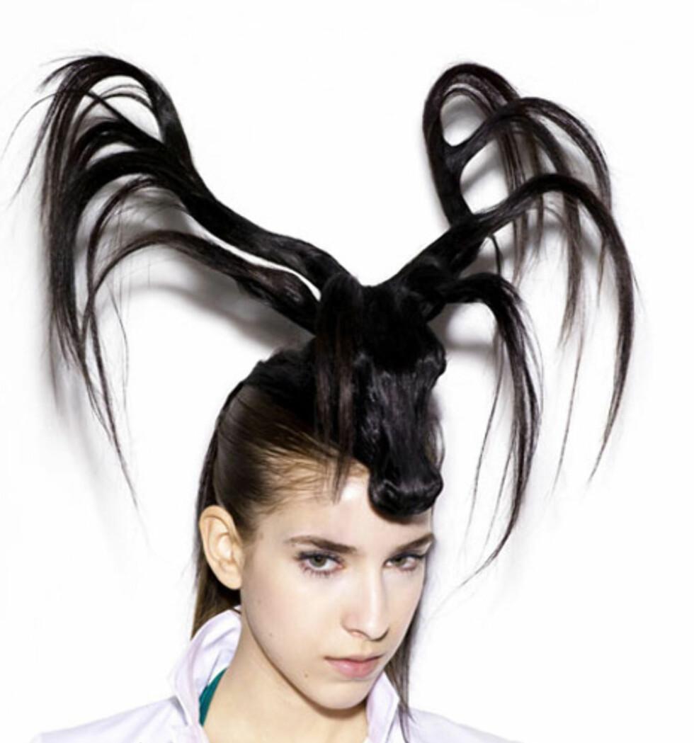 Hårete mote