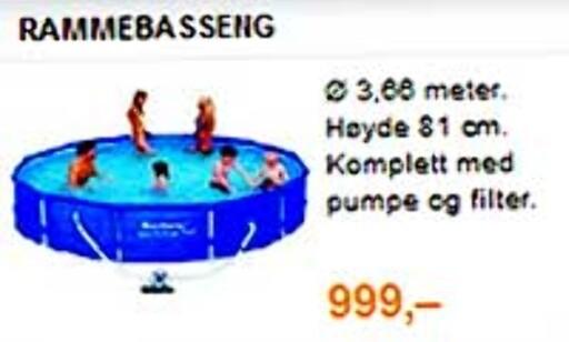 image: Billig basseng til folket
