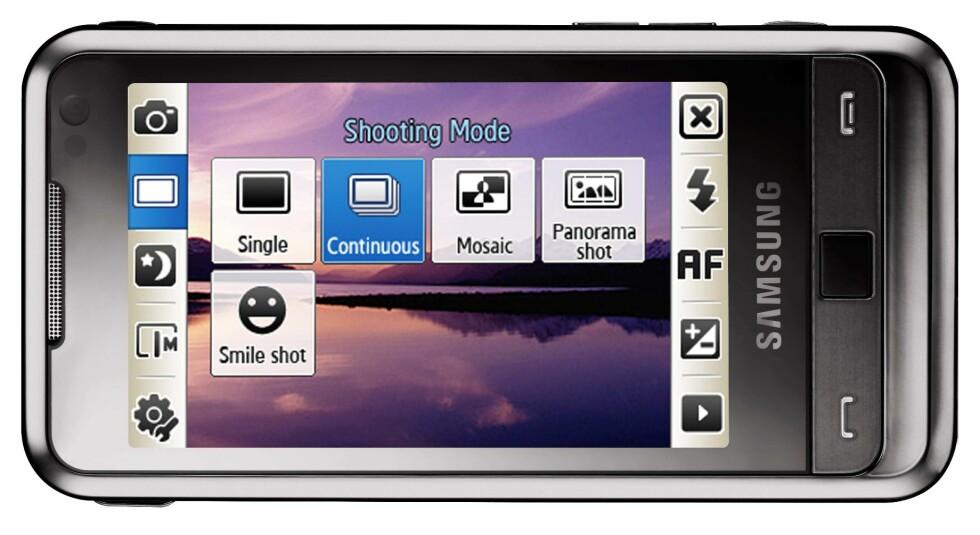 Omnia i900 er mobilen som gjør alt