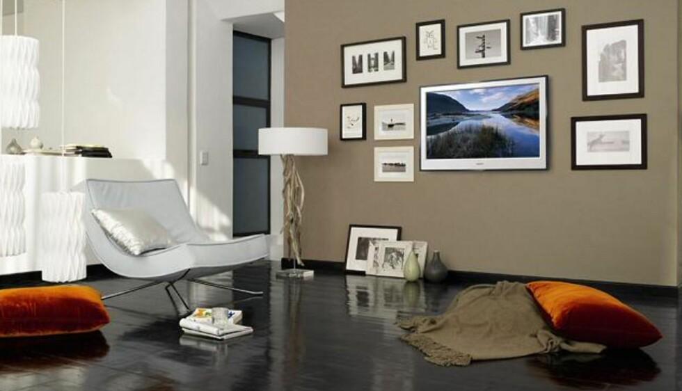 Her er Sonys nye design-TVer