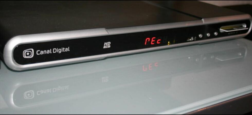 HD-opptak for deg i blokk