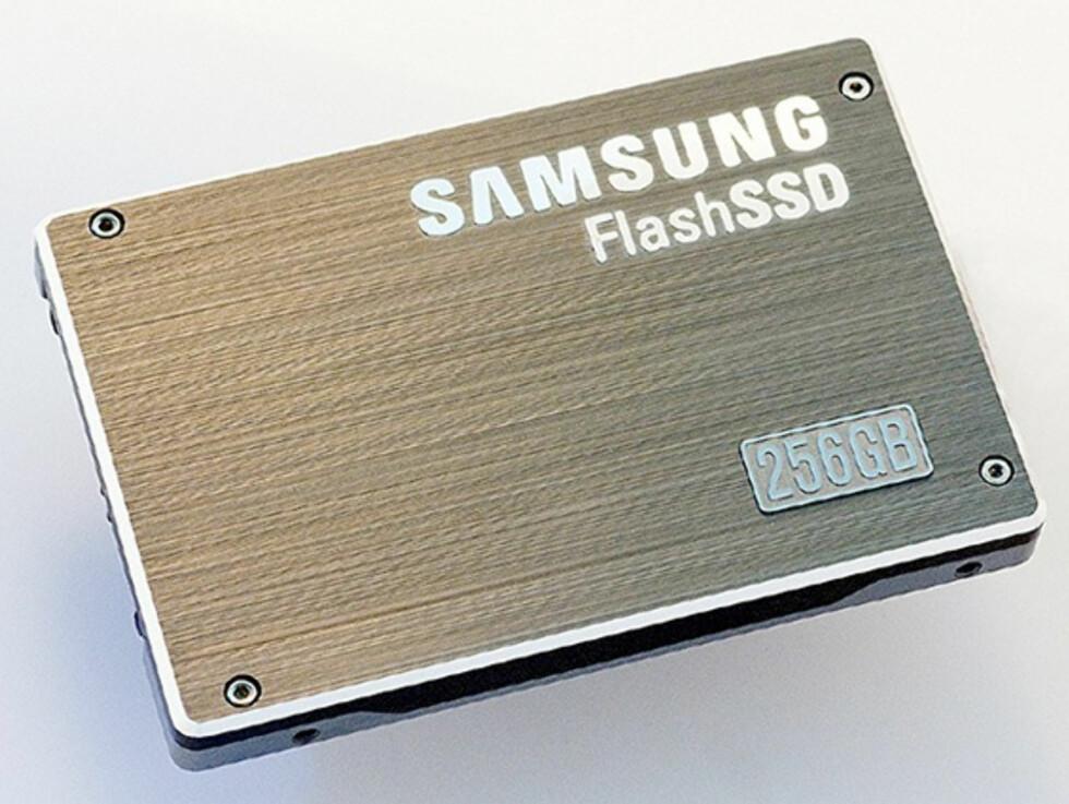 Samsung-disk på steroider