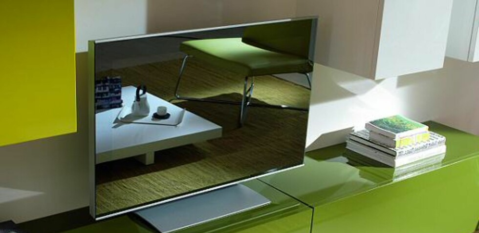 Italienske design-TVer i Norge