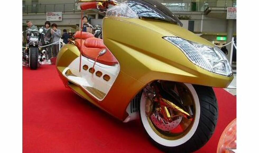 Verdens tøffeste scootere