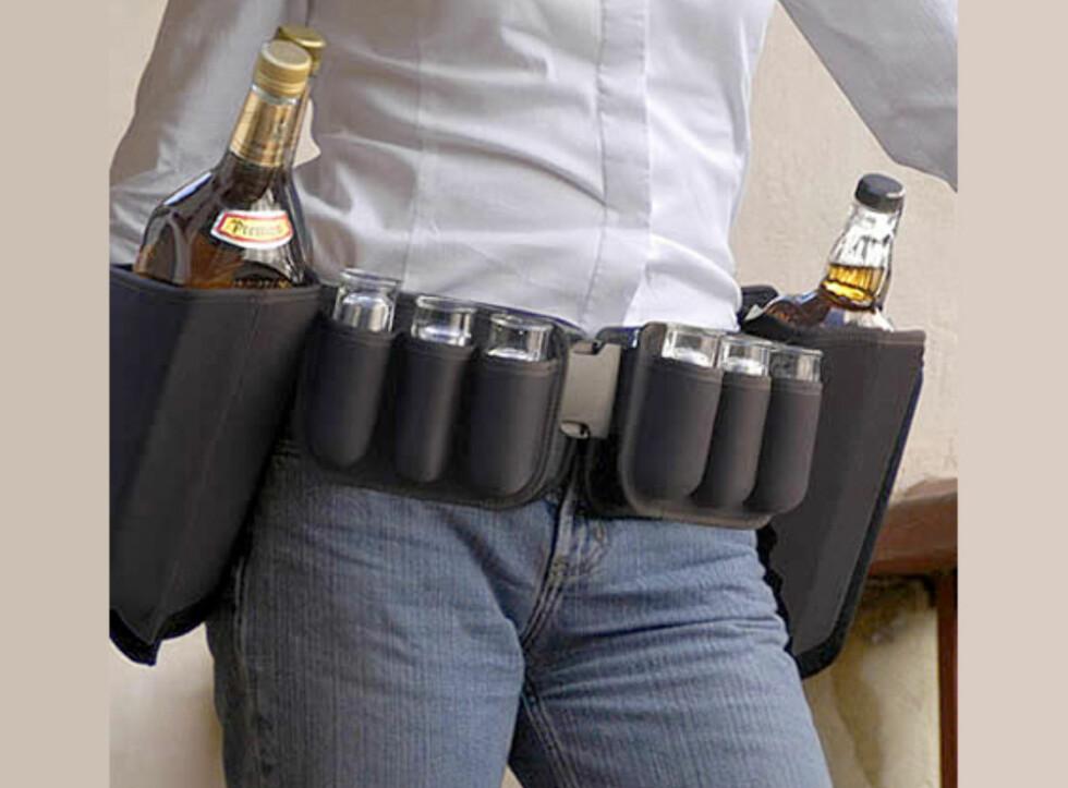 Øl uten at det blir krøll
