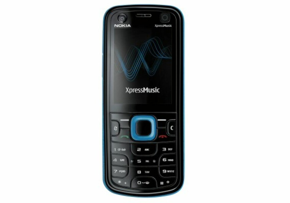 Mer musikk fra Nokia