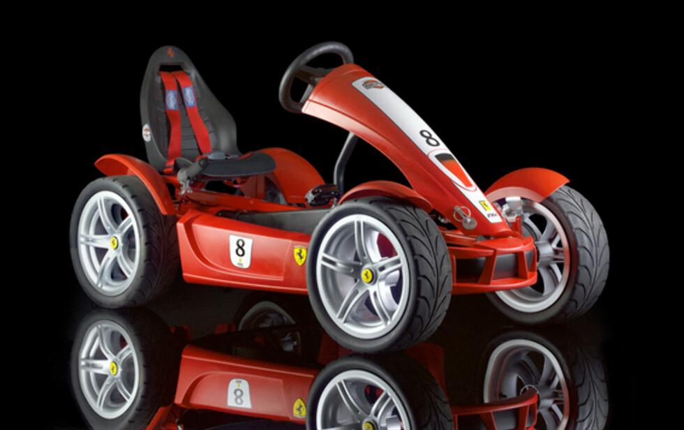 Ferrari FXX er for kidsa