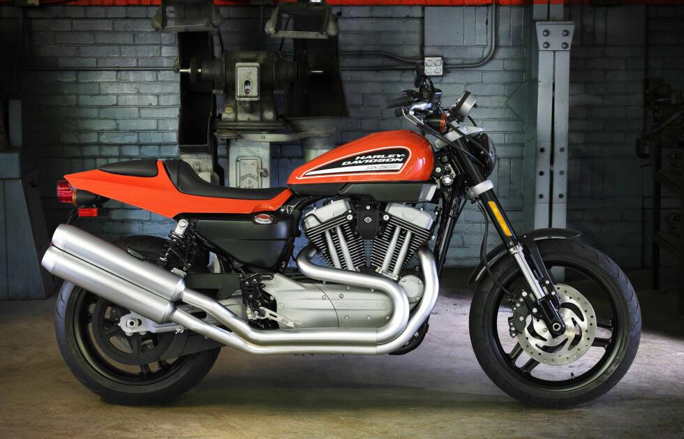 Ny Harley-Davidson XR 1200