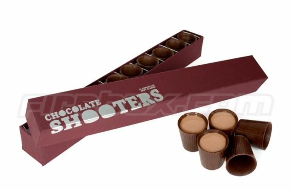 Chocolate Shooters er søte