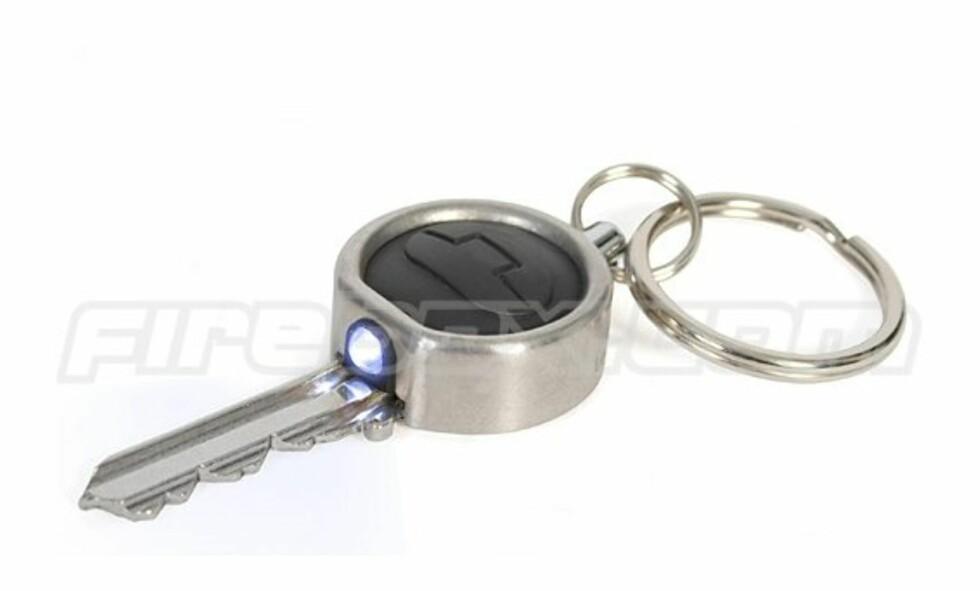 LockLite er et lite lys