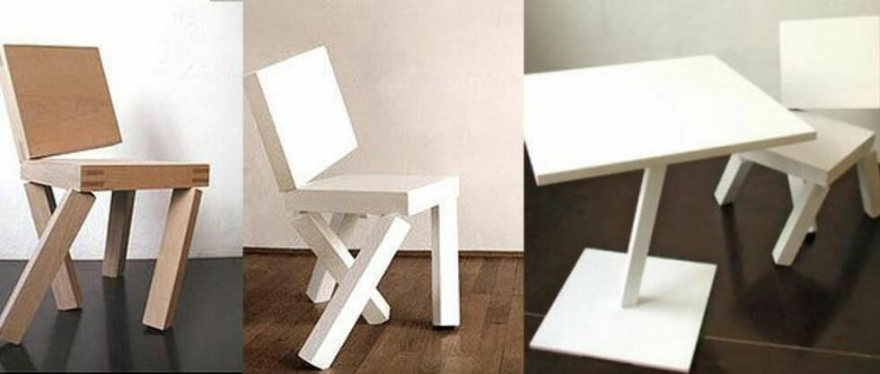 Møblene som lurer deg