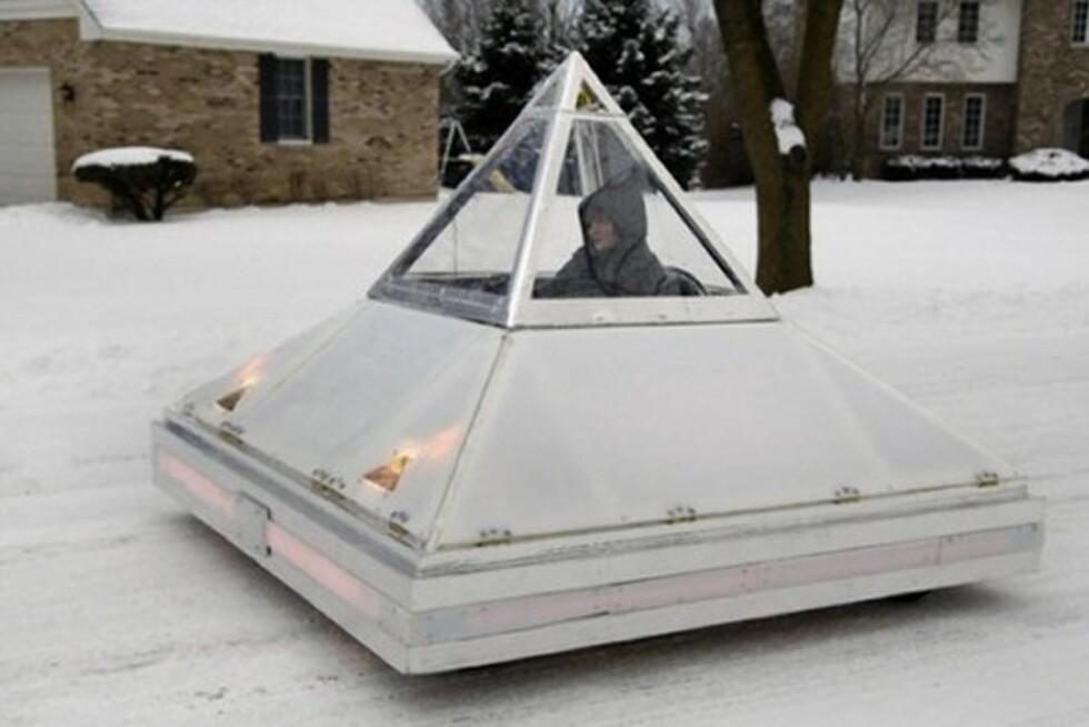 Dream Car er pyramideformet