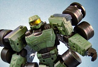 Master Chief – more than meets the eyes!