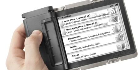 Readius er en ny type mobil