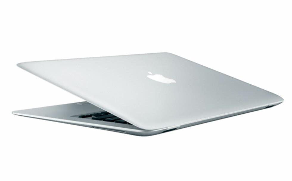 Her er MacBook Air!