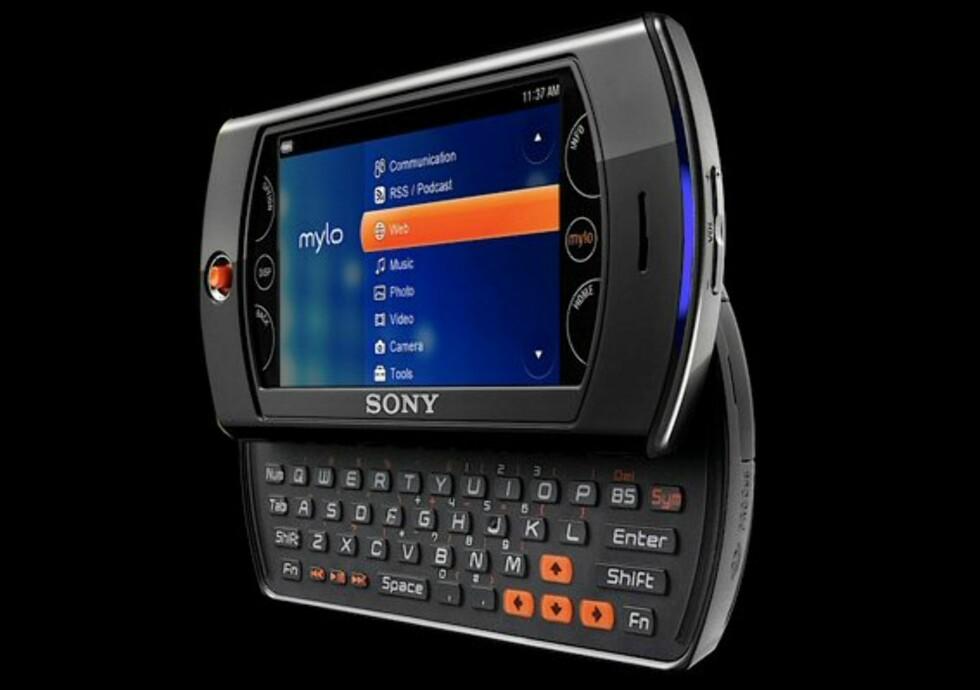 Sony Mylo 2 er klar for verden