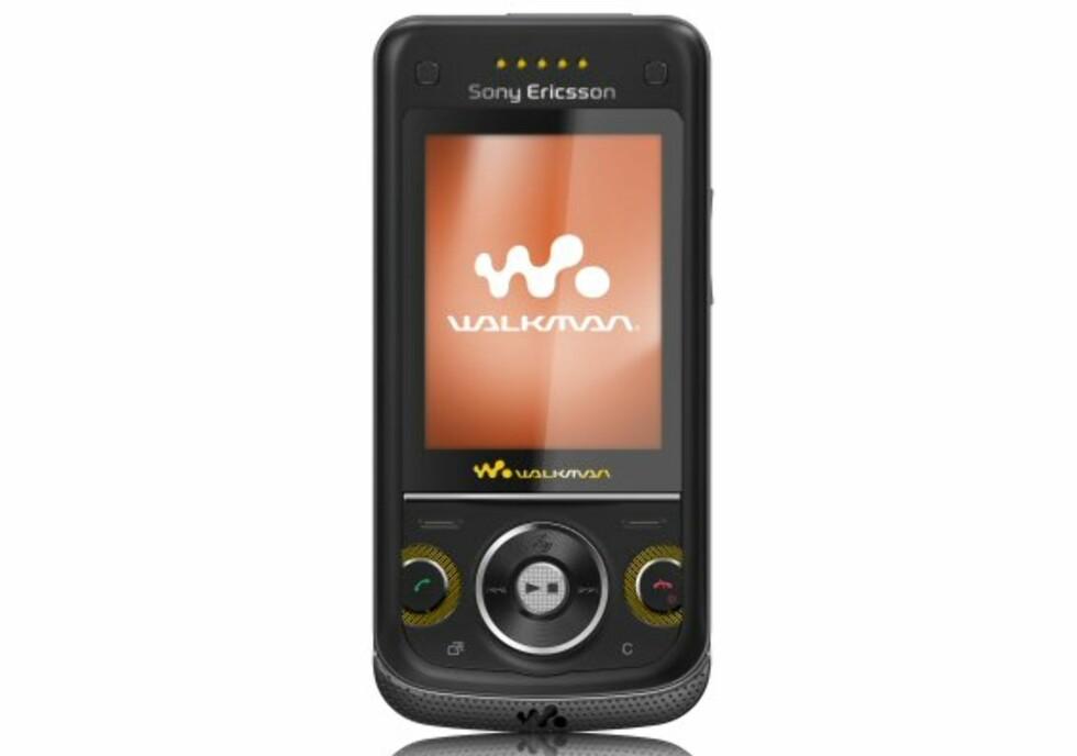 Tre nye fra Sony Ericsson
