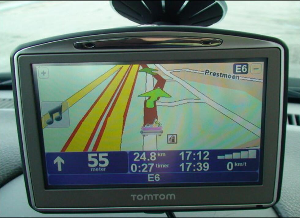 De beste GPSene i 2007
