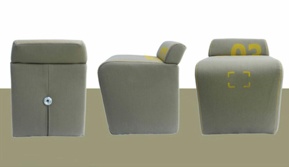 Take-A-Seat er trofast