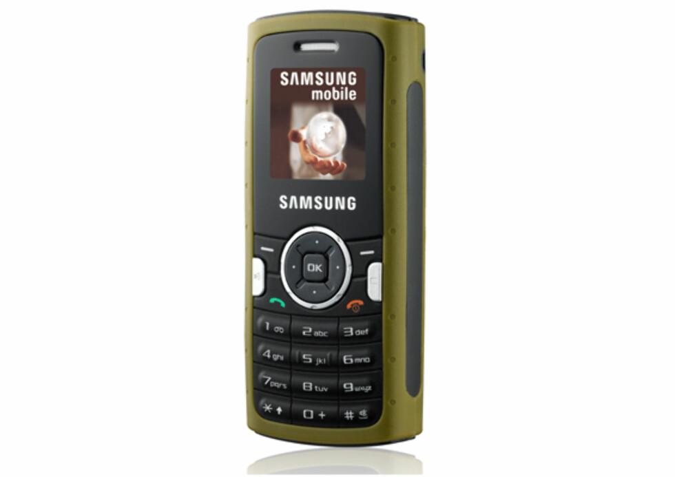 Samsung M110 biter fra seg