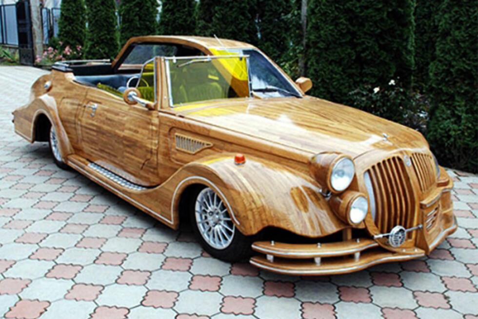 Bilen som egentlig er biler