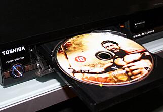 TEST: Toshiba HD-EP10 HD DVD-spiller