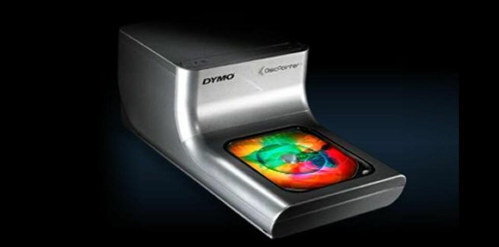 Dymo DiscPainter maler CDene dine