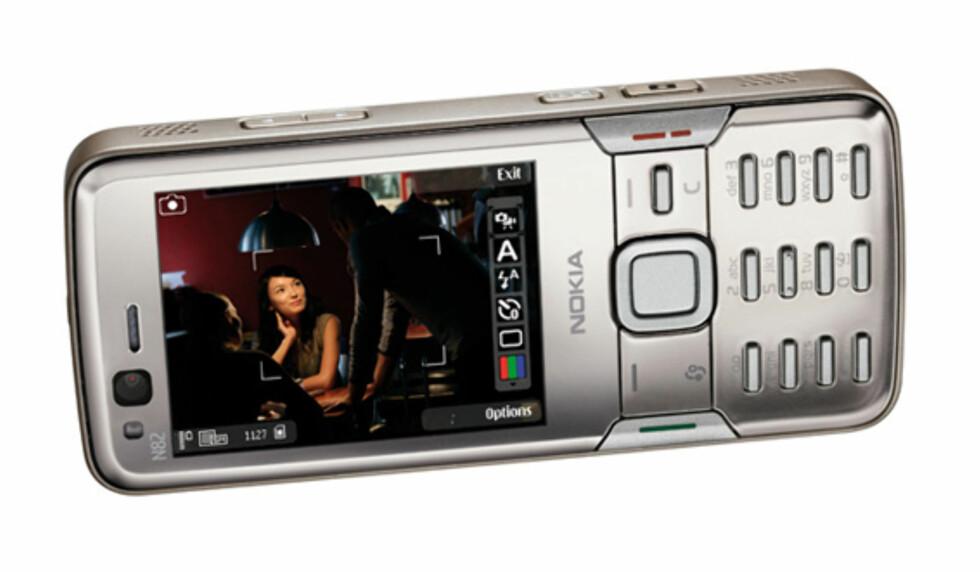 Telefoner som dette kan snart avlyttes av menigmann, hevder hackere. Foto: Nokia