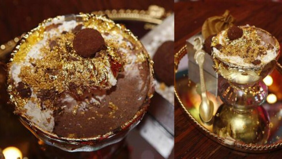 Frrozen Haute Chocolate koster flesk