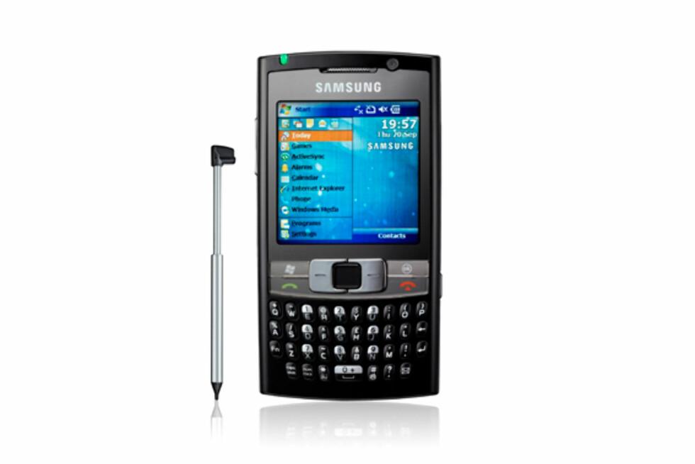 Samsung i780 er smartere enn deg