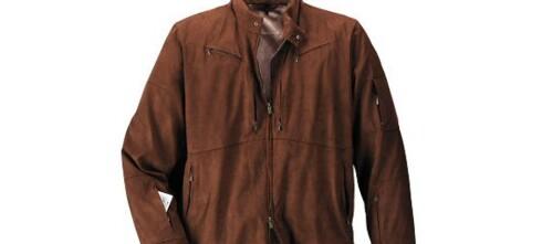 Tekno-jakka som tar alt