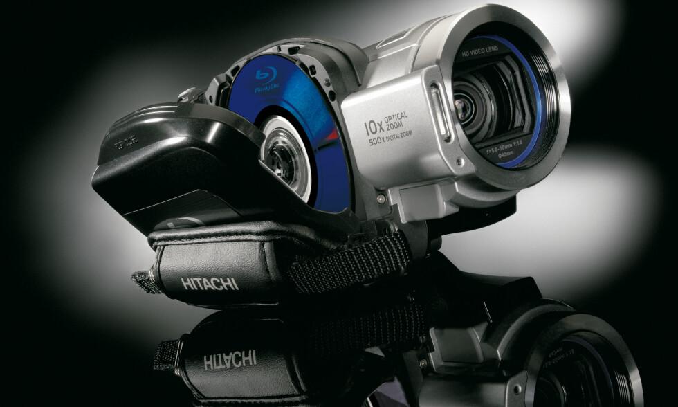 Ta opp i full HD med Hitachi