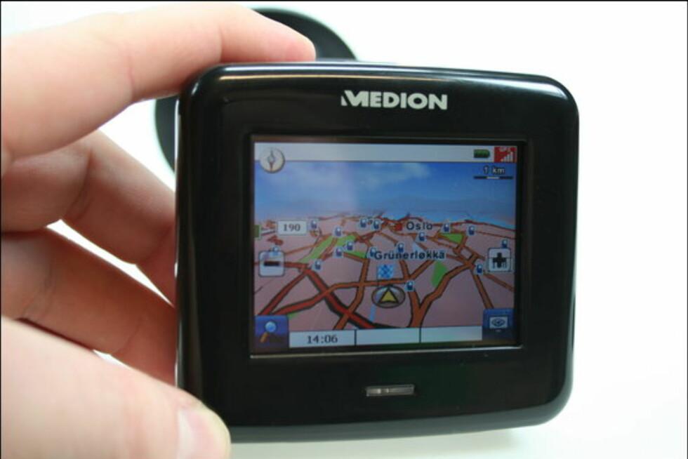 Vinn GPS fra Medion!